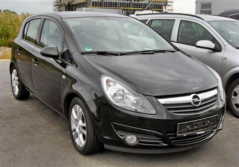 opel corsa 2009 2009 opel corsa d pictures information and specs auto