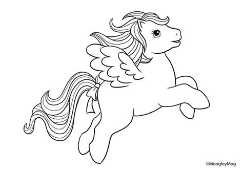 simple my little pony coloring pages mlp lineart 7 pegasus by moogleymog deviantart com mlp
