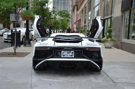 Lamborghini Of Chicago 2016 Lamborghini Aventador Lp 750 4 Sv Stock Gc2052 For