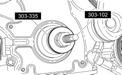 Seal Cranshaf Depan Ford Escape 2300 new ford escape engines new free engine image for user manual