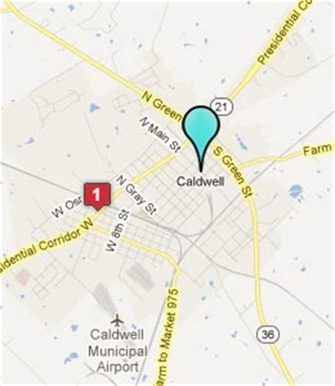 map of caldwell texas caldwell texas hotels motels see all discounts