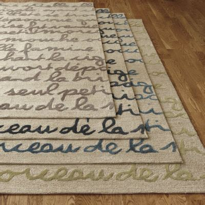 Area Rugs With Words Low Country Living October 2011