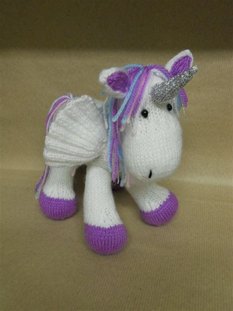 knitting pattern unicorn the pegacorn an enchanting cross between a unicorn and a