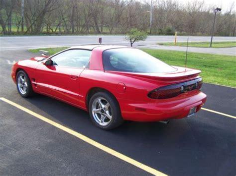 1999 pontiac firebird formula fan removal 1999 pontiac purchase used 1999 pontiac firebird formula coupe 2 door 5 7l red ws6 with ram air in united