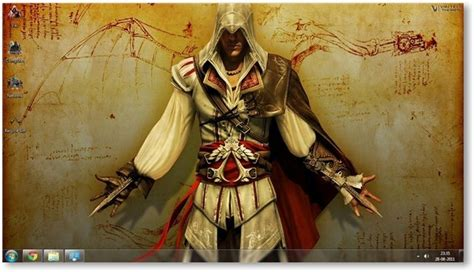 themes for windows 7 assassin creed assassin s creed theme for windows 7 and windows 8