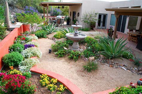 Landscape Architect Tucson Landscape Design And Construction By Sonoran Gardens Inc