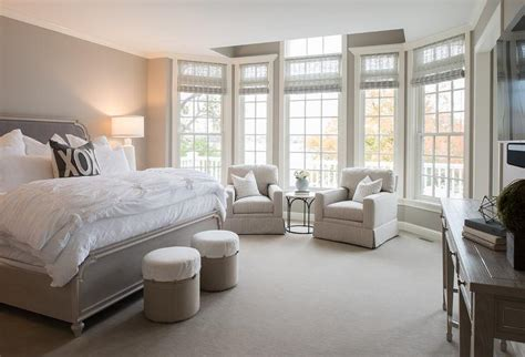 white  grey bedrooms transitional bedroom kelly