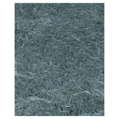 rug 3 ft kas rugs grandeur shag green 3 ft 3 in x 5 ft 3 in area rug fia055333x53 the home depot