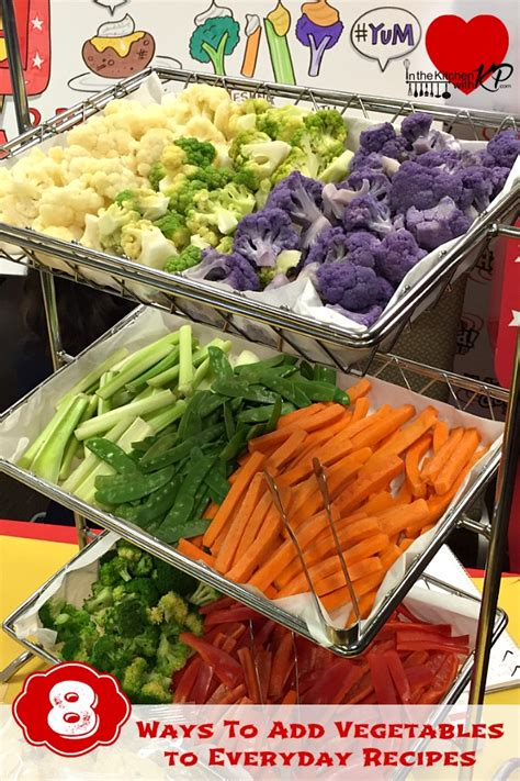 vegetables everyday 8 ways to add vegetables to everyday recipes in the