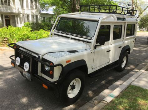 old car repair manuals 1993 land rover defender 110 head up display service manual 1993 land rover defender center console lid removal service manual how to