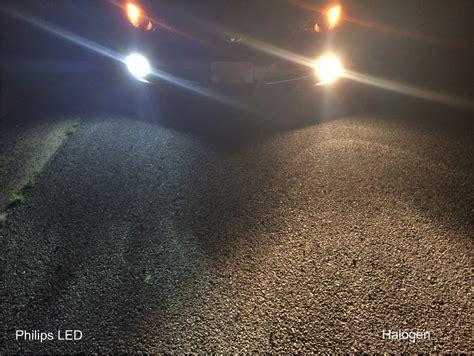 led fog light bulbs vs hyundai genesis forum h8 h11 h16 philips x treme ultinon