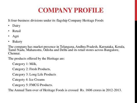 company profile design questionnaire survey on dairy industry in india
