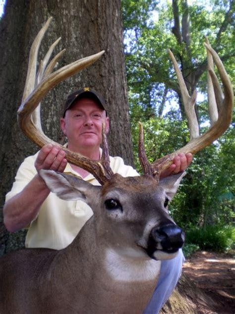 Records In Sc No 3 All Time Sc Buck Is Discovered South Carolina
