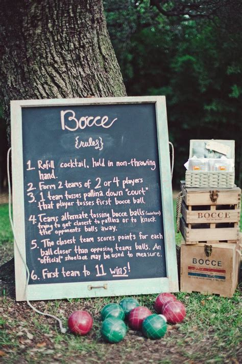 backyard bocce ball rules 17 best images about bocce ball on pinterest family
