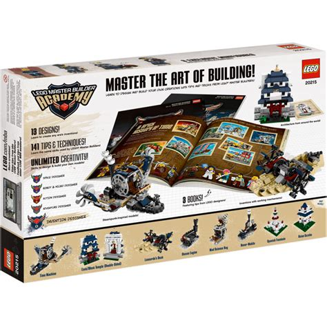 Lego Mba Kit 4 by Lego Master Builder Academy Invention Designer Set 20215