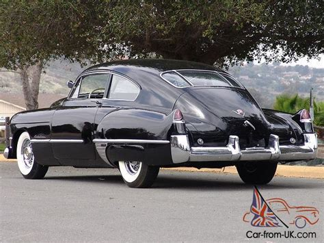 1949 cadillac sedanette for sale 1949 cadillac series 61 sedanette fastback and
