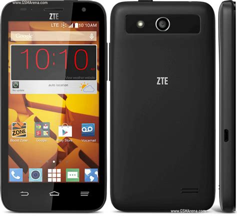 Hp Zte Second zte speed pictures official photos