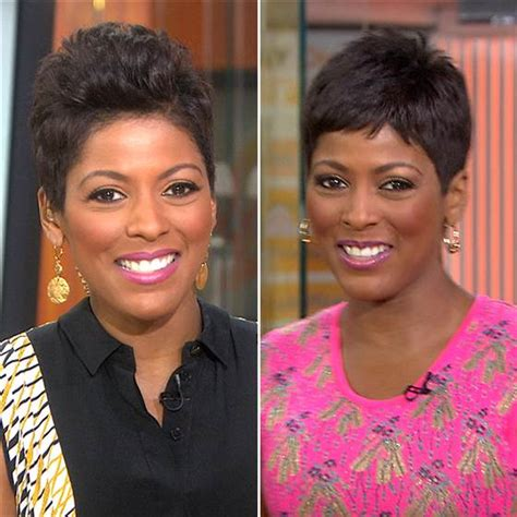 the today show tamara hall hair cut tamron gets a new spring cut does it look familiar