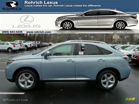 lexus light blue 2012 cerulean blue metallic lexus rx 350 awd 59583672
