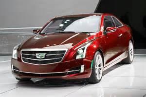 2015 Cadillac Ats Coupe News Cadillac Ats Coupe 2015 Photos News Reviews Specs