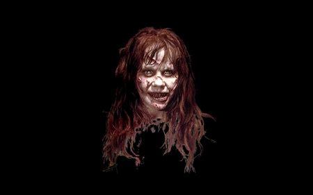 exorcist movies entertainment background