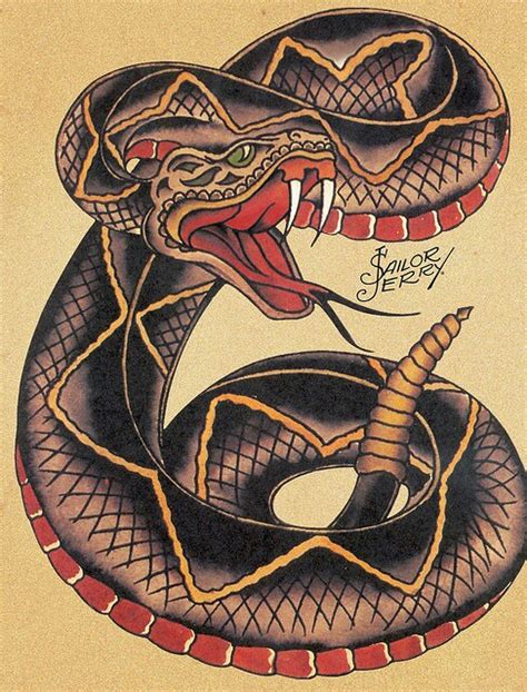 tattoo flash of snakes sailor jerry snake tattoo flash kysa ink design