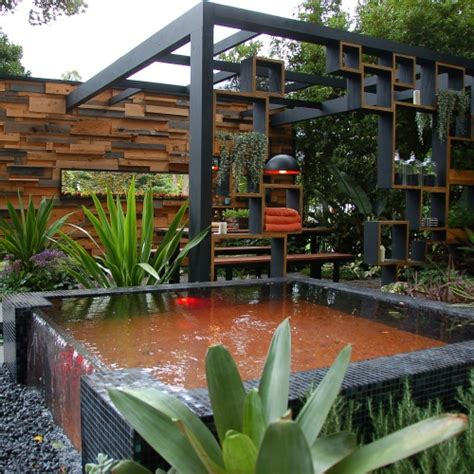 Melbourne International Flower And Garden Show 2015 Melbourne International Flower Garden Show Aloha Pools
