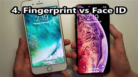 iphone xs max vs 7 plus speed test test speakers