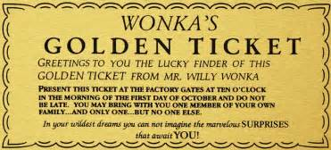 Willy Wonka Golden Ticket Template by 7 Best Images Of Editable Printable Wonka Golden Ticket