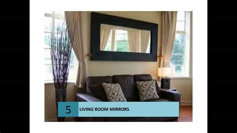 contemporary mirrors for living room modern mirrors for living rooms youtube