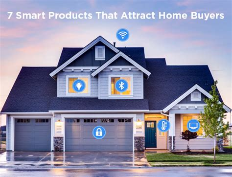 7 smart home products that attract home buyers smarter