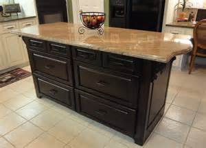 Custom Kitchen Islands by Custom Kitchen Islands Bull Restoration
