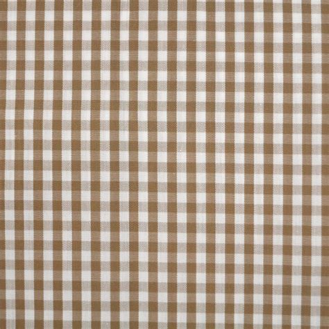 brown gingham curtains brown and white gingham pattern 100 fine cotton fabric