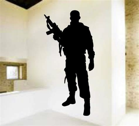 call of duty bedroom decor call of duty super size single soldier wall art design call of duty art designs and