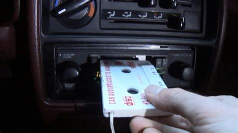 cassette car how to fix a car audio cassette adapter