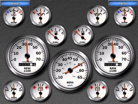 testing boat gauges panbo the marine electronics hub garmin 5xxx more thoughts