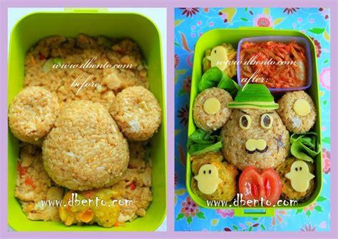 cara membuat nasi kuning bento blog cook blog cara membuat bonta kun bento