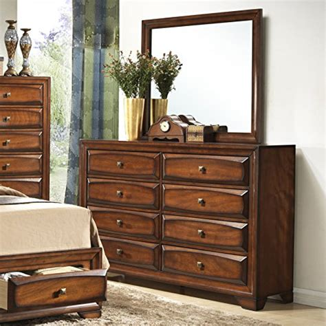 Oakland Bedroom Furniture Oakland 139 Antique Oak Finish Wood Bed Room Set Storage Bed D