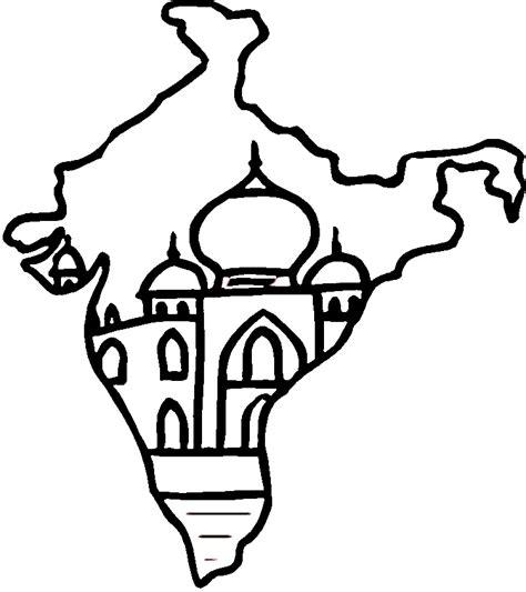 Ancient India Coloring Pages india coloring pages az coloring pages