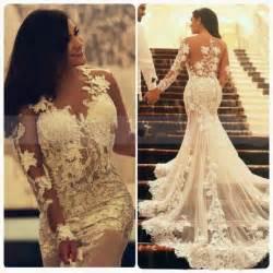 popular lace wedding dresses buy cheap lace wedding