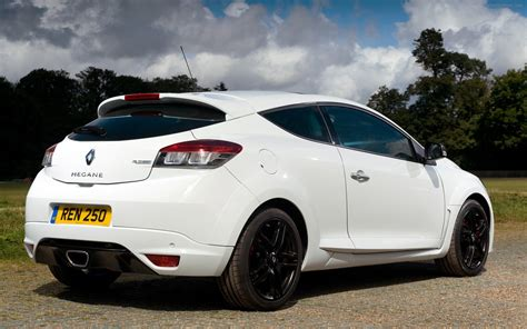renault megane sport coupe new megane renault sport 250 widescreen exotic car