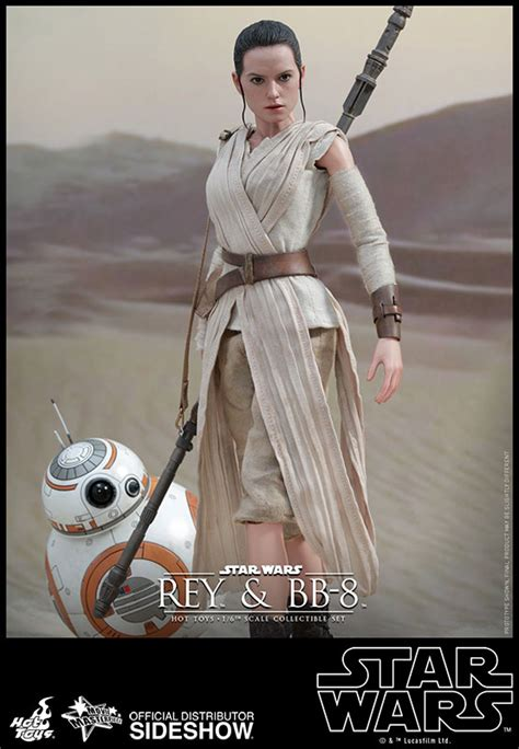 h el figure wars and bb 8 sixth scale figure set by toys