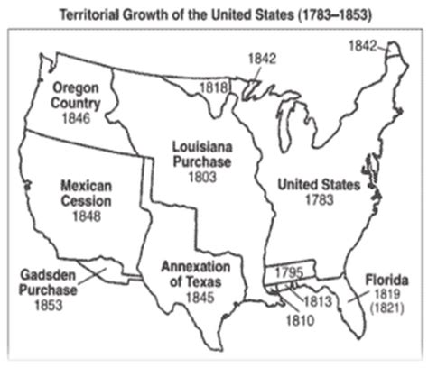 map us land acquisitions land acquisitions united states history