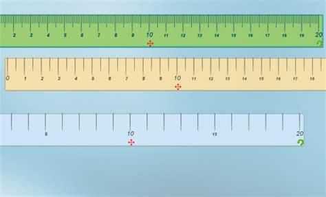 regla en pulgadas para imprimir regla graduada para colorear imagui