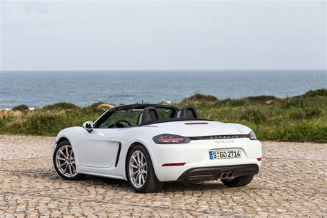 Porsche S Boxster by 2017 Porsche 718 Boxster Reviews And Rating Motor Trend