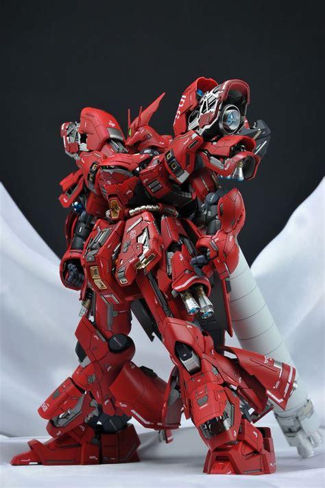 Kaos Gundam Gundam Mobile Suit 21 mg sazabi ver ka improved work by pudge1984 gundams