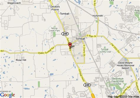 map of tomball texas map of la quinta inn and suites tomball tomball