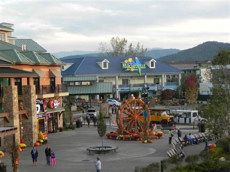 View to the right of balcony   Picture of Margaritaville Island Hotel, Pigeon Forge   TripAdvisor