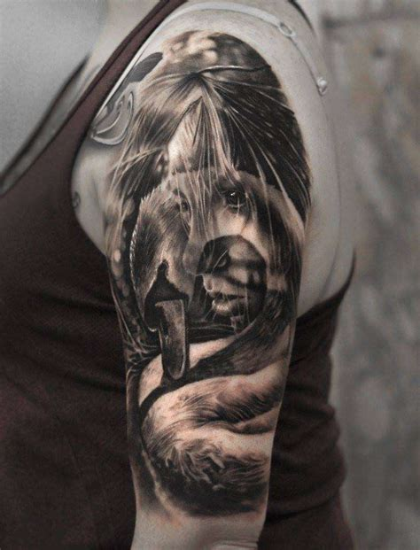 black and grey tattoo artists hyper realistic tattoos by matthew inkppl
