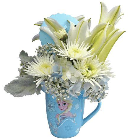 Flower Mug elsa flower mug with lid designed by karin s florist